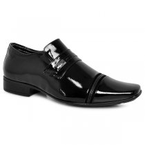dbe49926a Sapatos - Jota Pe - Masculino - Estilo  Social - Material  Verniz ...