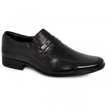 Sapato Social Jota Pe 45012 Air Preto
