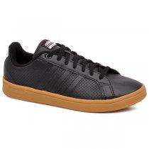 Imagem - Tênis Adidas CF Advantage B43668 Preto/Preto/Branco - 001059401232105
