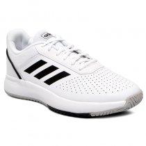 Imagem - Tênis Adidas Courtsmash F36718 Branco/Preto - 001033400131086
