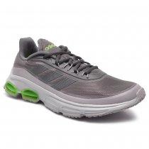 Imagem - Tênis Adidas Quadcube Masculino EG4393 Cinza/Verde