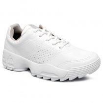 Imagem - Tênis Chunky Sneaker Via Marte 19-12201 Branco - 001005503231512