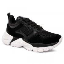 Imagem - Tênis Chunky Sneaker Via Marte 20-2301 Nylon Preto - 001005503491163