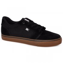 Imagem - Tênis Dc Shoes Anvil La Adys300200r Preto/Natural - 001056801221223