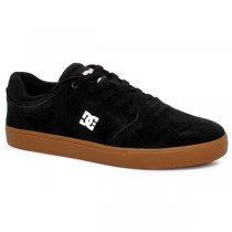 Imagem - Tênis Dc Shoes Crisis La ADYS100029L Preto/Branco/Marrom - 001056800772520
