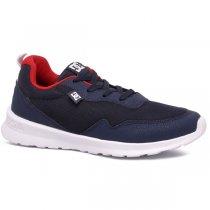 Imagem - Tênis Dc Shoes Hartferd ADYS700140L Azul Marinho/Vermelho - 7909447363200