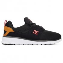 Imagem - Tênis Dc Shoes Heathrow ADYS700071 Preto/Camel - 001056801001094
