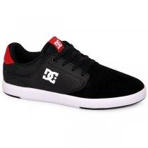 Imagem - Tênis Dc Shoes Plaza Tcs Adys100319 Preto/Cinza/Vermelho - 001056801021684