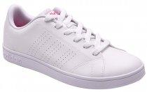Imagem - Tênis Feminino Adidas Advantage Clean B74574 Branco - 001059300220005