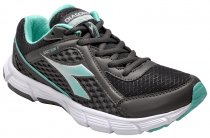 Tênis Feminino Diadora Easy Run 2 125507 Graphite/Green