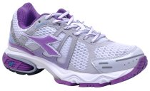 Tênis Feminino Diadora N7100 C4778 Grey/Violet/White