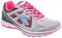 Imagem - Tênis Feminino Diadora Power W C3329 Silver/Pink - 001003300061538