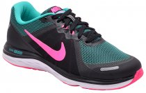 Imagem - Tênis Feminino Nike Dual Fusion X2 819318-010 Black/Pink - 001003300151176