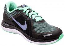Imagem - Tênis Feminino Nike Dual Fusion X2 819318-011 Black/Green - 001003300221122