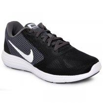Imagem - Tênis Feminino Nike Revolution 3 819303-019 Preto/Cinza - 001003300711079