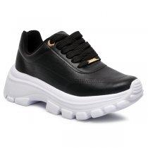 Imagem - Tênis Flatform Dad Sneaker Vizzano 1356100 Napa - 001005503720001
