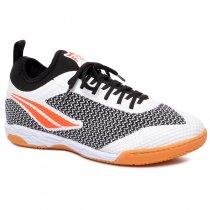 Imagem - Tênis Futsal Falcão 12 Penalty Max 500 F12 Locker Ix Branco/Preto - 019043401451086