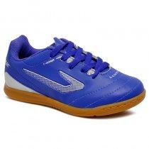 Imagem - Tênis Futsal Infantil Topper Boleiro 2 4203486 Azul/Prata - 019031401072015