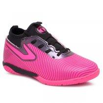 Imagem - Tênis Futsal Infantil Topper Velocity II Pink/Preto - 019031401232452
