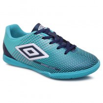 Imagem - Tênis Futsal Infantil Umbro Speed Soniic OF82060 Azul Marinho/Azul/Branco - 019031400821312