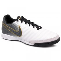 Imagem - Tênis Futsal Nike Legend 7 Academy AH7244-100 Branco/Preto - 019043401131081