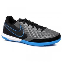 Imagem - Tênis Futsal Nike Legend 8 Academy AT6099-004 Preto/Azul - 019043401371085