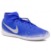 Imagem - Tênis Futsal Nike Phantom VSN CLB AO3271-410 Azul/Branco - 019043401311102