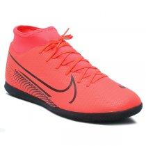 Imagem - Tênis Futsal Nike Superfly 7 Club AT7979-001 Vermelho - 019043401430066
