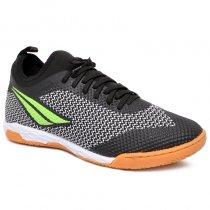 Imagem - Tênis Futsal Penalty Max 500 Ix Locker 124185/9785 Preto/Branco/Limão - 019043401462688