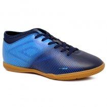 Imagem - Tênis Futsal Umbro Vibe 2 OF72139 Azul Marinho/Azul - 019043401391612
