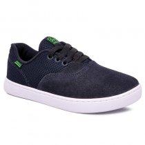 Imagem - Tênis Hocks Sonora Skate 100.001 Azul Marinho/Verde - 001056801700709