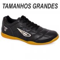 Imagem - Tênis Indoor Diavolo Classic Ex Lion 12169 Preto/Prata - 019043400911107