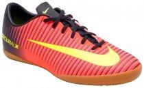 Imagem - Tênis Indoor Infantil Masc. Nike Mercurial 831947-870 Crimson - 019031400011529