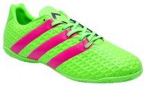 Imagem - Tênis Indoor Masculino Adidas Ace 16 Af5040 Green/Black - 019008400021508