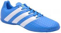 Imagem - Tênis Indoor Masculino Adidas Ace 16.4 Af5041 Blue/White - 019043400071291