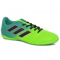 Imagem - Tênis Indoor Masculino Adidas Ace 17.4 Bb5976 Verde/Preto - 019043400601078