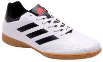 Imagem - Tênis Indoor Masculino Adidas Goletto Vi Aq4289 Black/White - 019043400091095