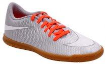 Tênis Indoor Masculino Nike Bravatax 2 844441-110 White/Grey