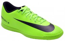 Imagem - Tênis Futsal Masculino Nike Mercurial 831970-303 Verde Neon - 019043400271720