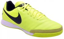 Imagem - Tênis Indoor Masculino Nike Tiempox Genio 819215-707 Verde Neon - 019043400281720