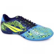 Imagem - Tênis Indoor Penalty Victoria Dragon Vii Azul Marinho/Azul/Amarelo - 019043400692168