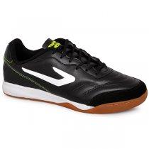Imagem - Tênis Futsal Masculino Topper Maestro 4200417 Preto/Branco - 019043400861081
