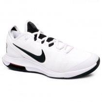 Imagem - Tênis Indoor Nike Air Max Wildcard AO7351-100 Branco/Preto - 001033400101086