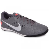 ee84fd221bdfe Tênis Indoor Nike Beco 2 646433-016 Cinza Preto