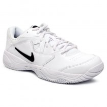 Imagem - Tênis Indoor Nike Court Lite 2 AR8836-100 Branco/Preto - 001033400121086