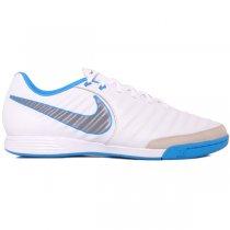 Imagem - Tênis Indoor Nike Legendx7 Academy AH7244-107 Branco/Cinza/Azul - 019043400951925