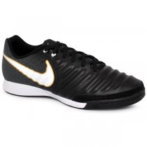 Imagem - Tênis Indoor Nike Tiempox Ligera Iv 897765-002 Preto/Branco - 019043400641081