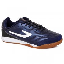 Imagem - Tênis Indoor Topper Maestro 4200417575 Azul Marinho/Branco - 019043400861147