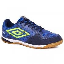 Imagem - Tênis Indoor Umbro Pro IV OF72119 Azul/Azul Marinho/Verde - 019043401081710