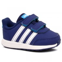 Imagem - Tênis Infantil Adidas VS Switch 2 CMF F35702 Azul/Branco - 001054201921102